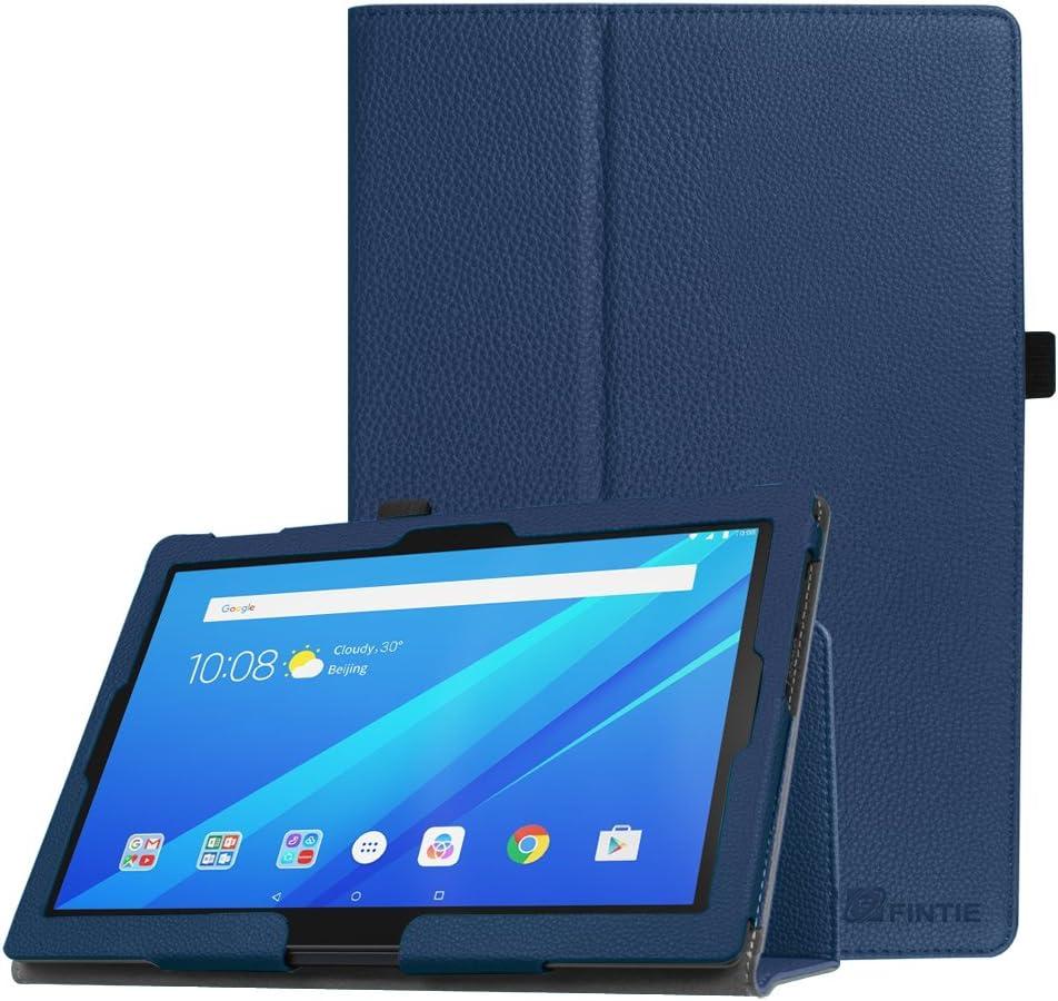 Fintie Case for Lenovo Tab 4 10 / Tab 4 Plus 10 / AT&T Lenovo Moto Tab/TAB E10 TB-X104F 10.1-Inch Tablet - Premium PU Leather Folio Stand Cover with Auto Sleep/Wake