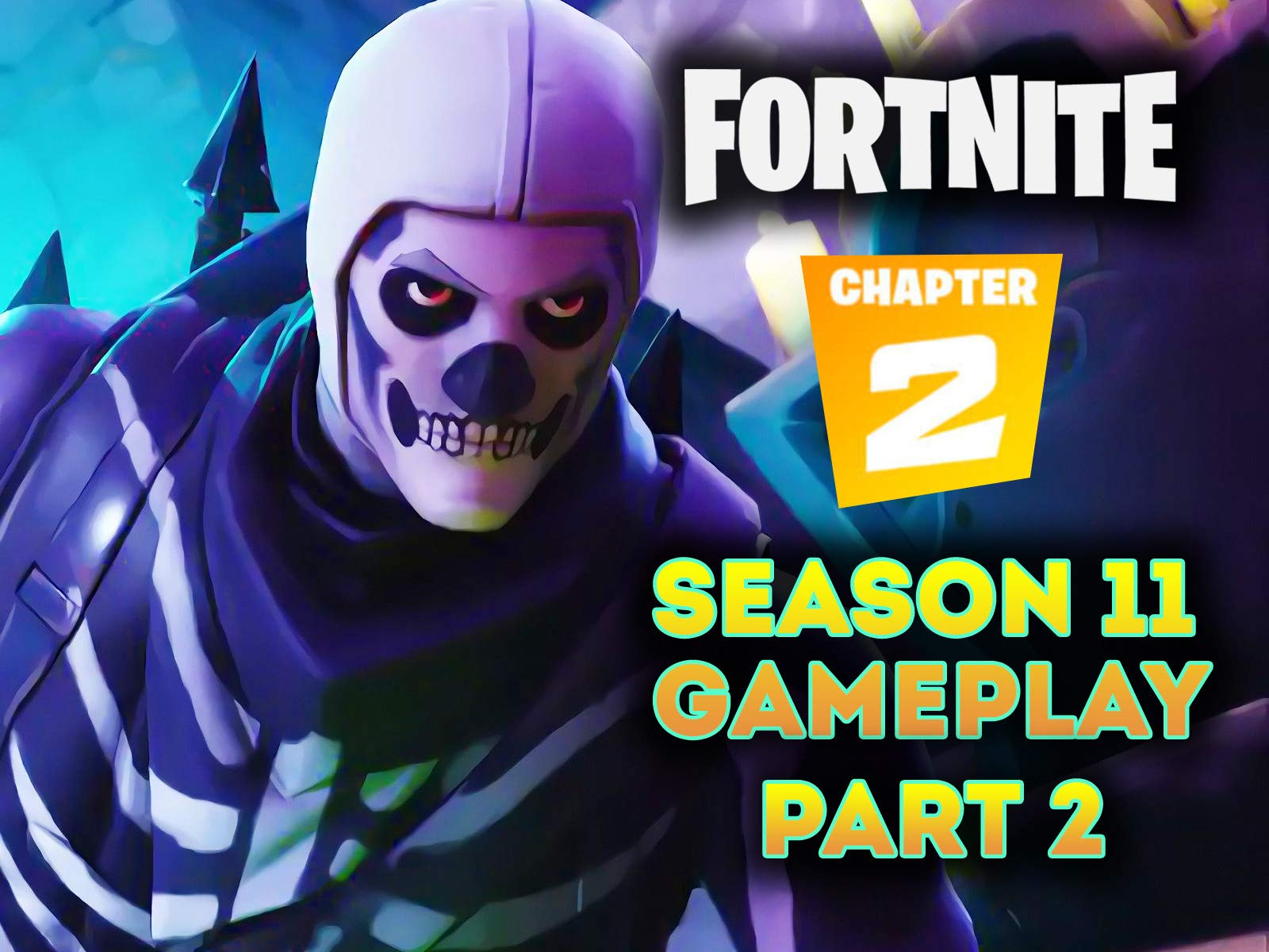 Watch Clip Fortnite Chapter 2 Season 11 Gameplay Part 2