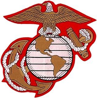 amazon com large marine corps emblem eagle globe anchor cutout rh amazon com  marine corp symbols clip art