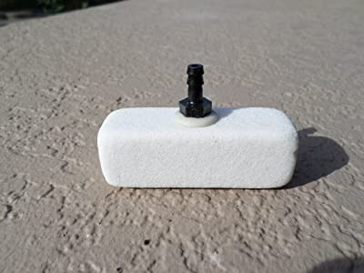 "BubbleMac Aeration Products— ""BUBBLE BUBBA"" Airstone"