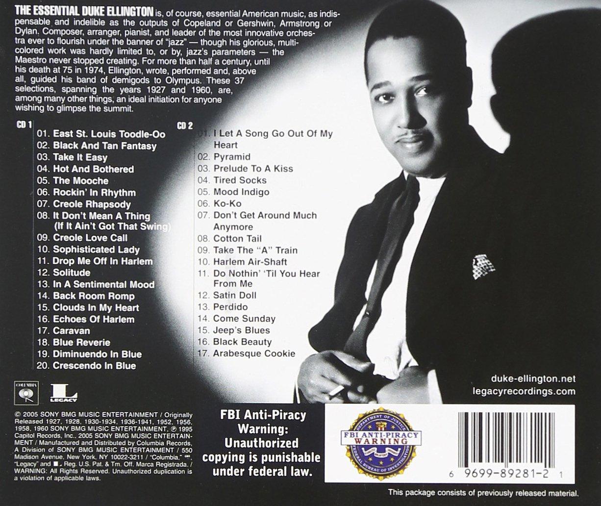 The Essential Duke Ellington