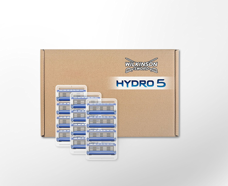 Wilkinson Sword Hydro 5 Razor Blades - Pack of 4 70000220