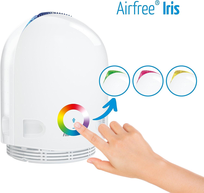 Purificador de aire Airfree, Iris 40, blanco, 16 m², 40 W ...