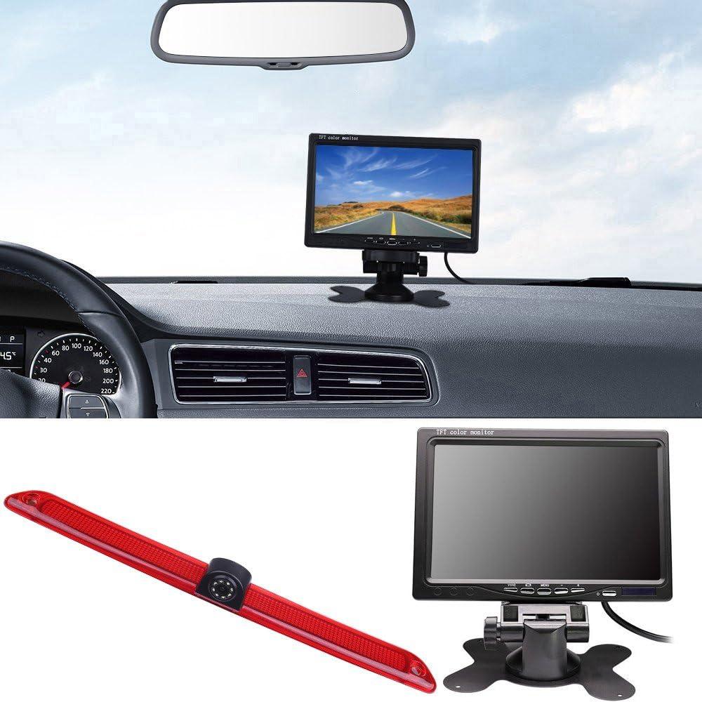 Rückfahrkamera Transporter Rückfahrsystem Mit Elektronik