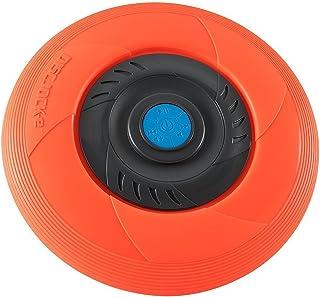 Tucker Disc Suspensoir Musique avec Bluetooth–Orange/Bleu Jeu d'extérieur