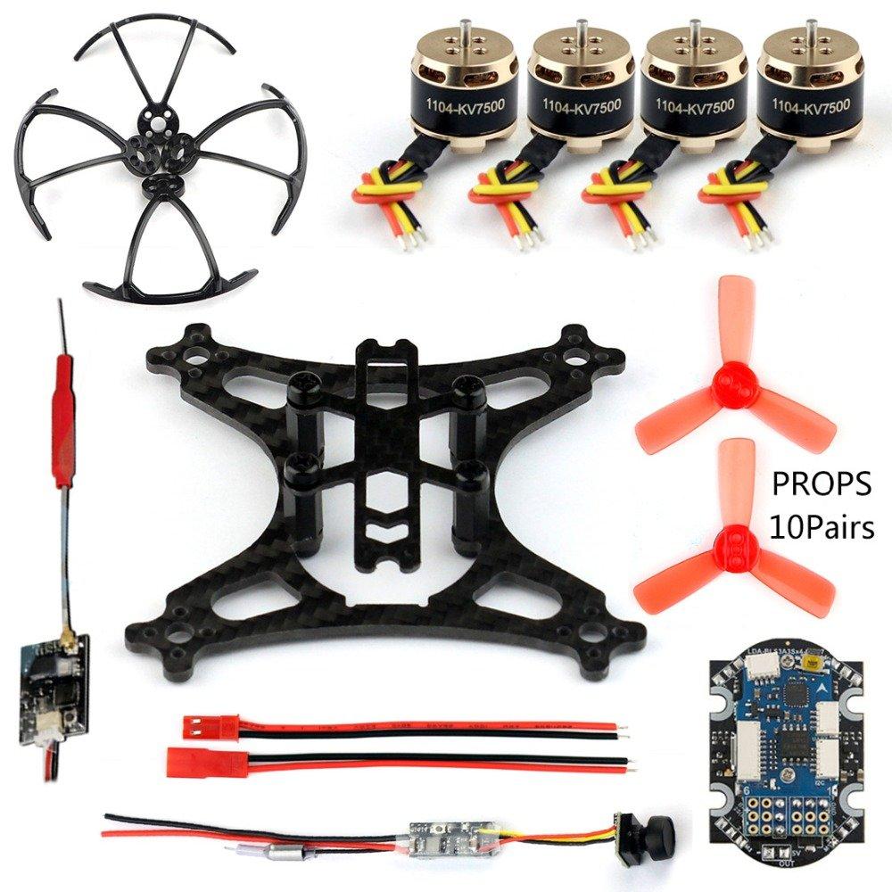Novelty & Gag Toys GEHOO DIY Drone Kits Mini Racer Drone