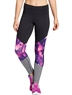 e2a483bebd37 C9 Champion Women s Printed Freedom High-Waisted Leggings Fushia ...