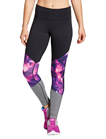 b6a02f9458322 C9 Champion Women's Freedom Leggings Pink Size XS at Amazon Women's  Clothing store: