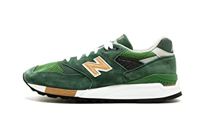 e28bdc436a61f Amazon.com | New Balance 998 x J Crew - US 9.5 | Fashion Sneakers