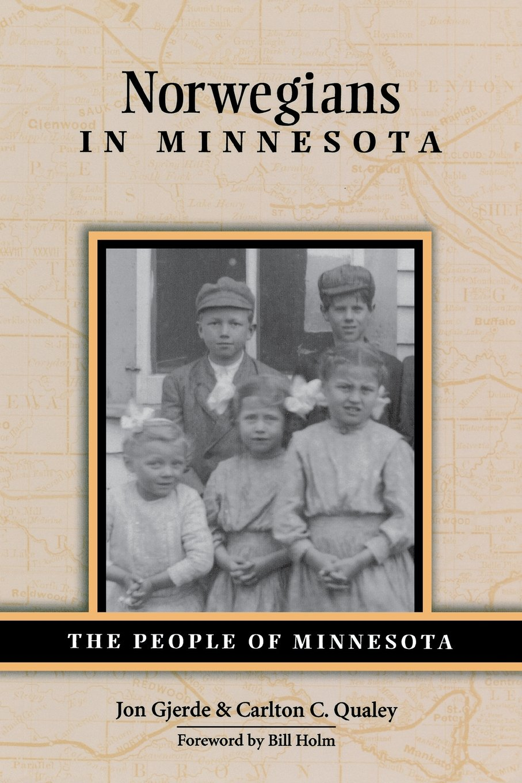Norwegians in Minnesota (People of Minnesota) pdf