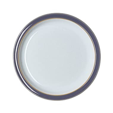 Denby USA Blends Peveril Salad Plate, Blue