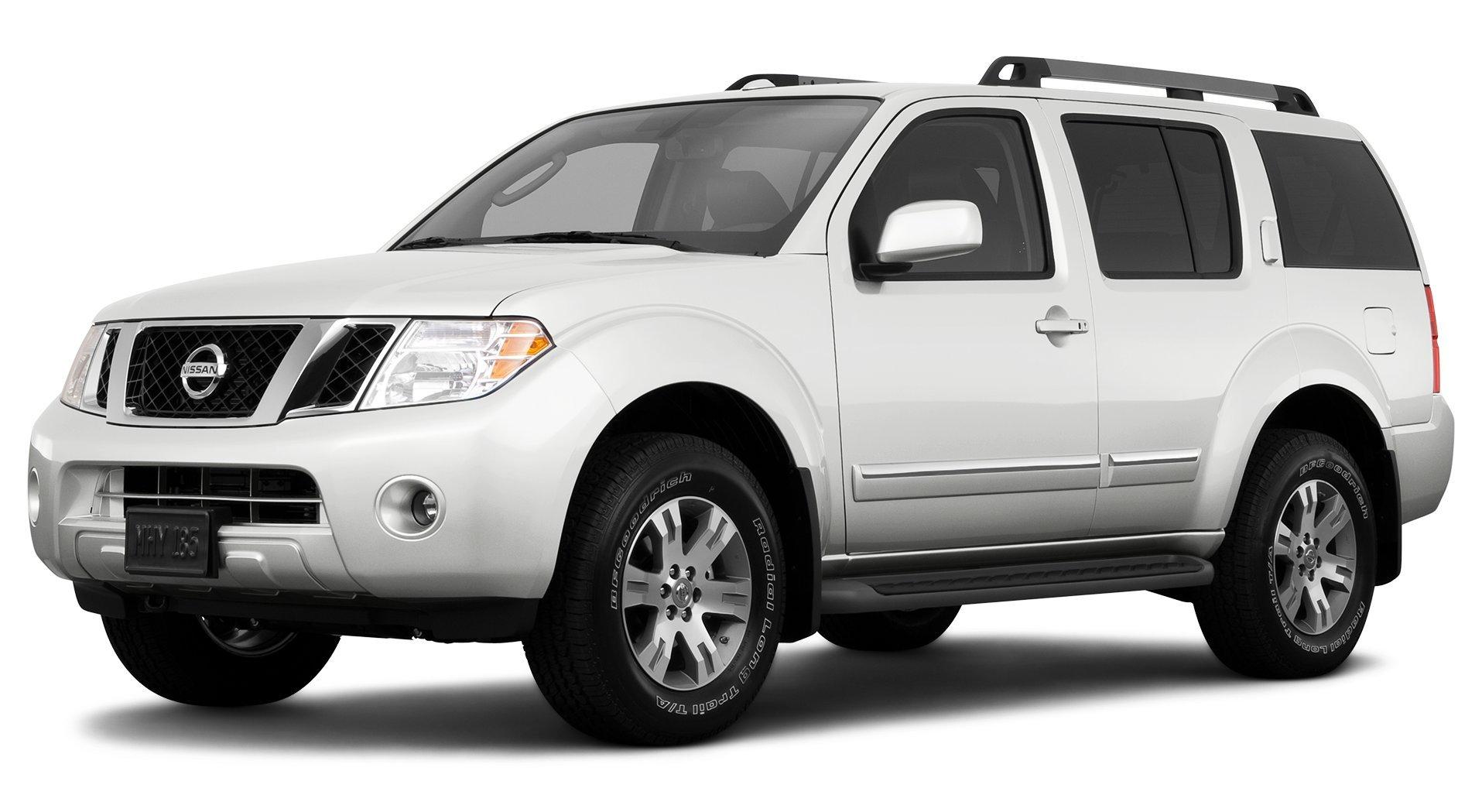 2011 Nissan Pathfinder LE, 2 Wheel Drive 4 Door V6 ...