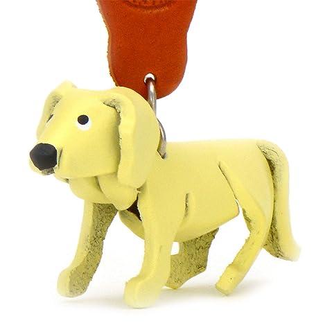 Monkimau 8013 Golden Retriever Perro de S Llavero Figura 5 ...