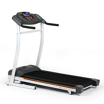 G-Fitness G200 Cinta para Correr, Color Azul: Amazon.es: Deportes ...