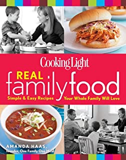Cooking light good mood food turtleback school library binding cooking light real family food simple easy recipes your whole family will love forumfinder Gallery