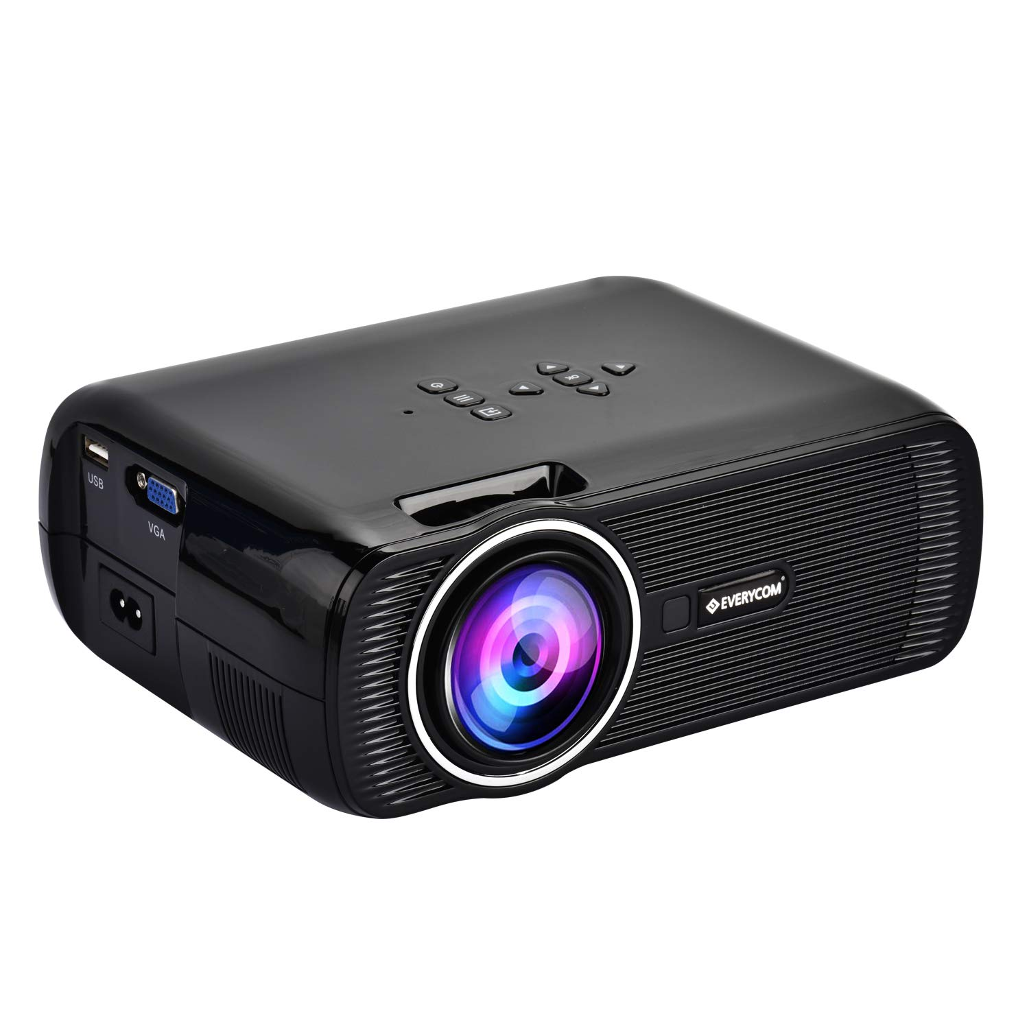 Everycom X7 LED Full HD Projector review