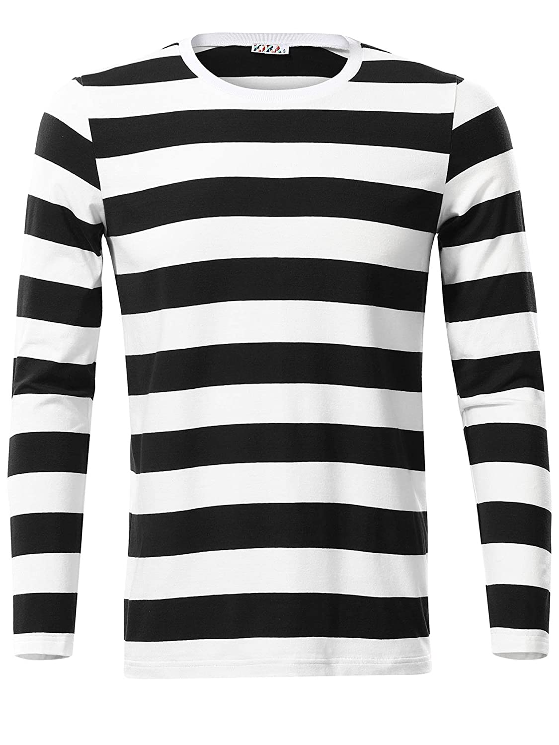 Black And White Striped T Shirt Walmart