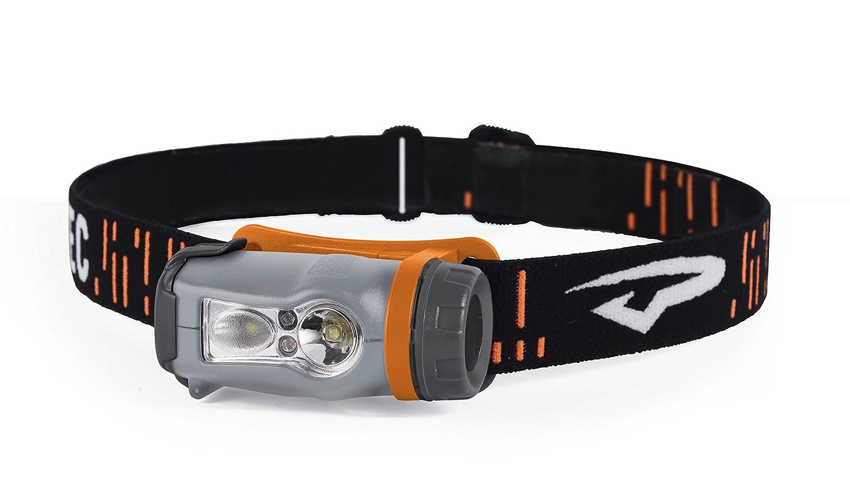 Princeton Tec Axis Scheinwerfer (200Lumen) Orange/Grau AX-OR