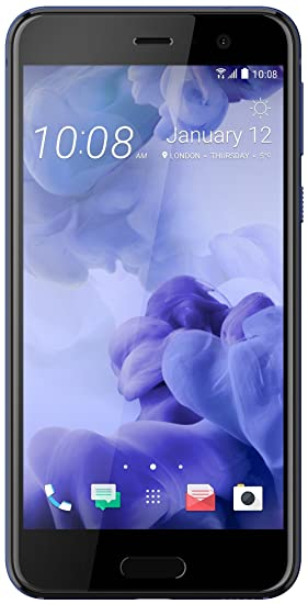 Htc u play sapphire blue 64gb amazon electronics image unavailable fandeluxe Image collections