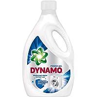 Dynamo Power Gel Concentrated Liquid Detergent Sparkling Fresh, 2.7kg