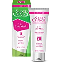 Sudden Change 3 In 1 Clay Mask, 3 Ounce