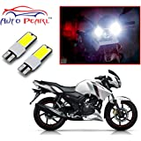 Auto Pearl LED Parking Light for TVS Apache RTR 160 (Set of 2)