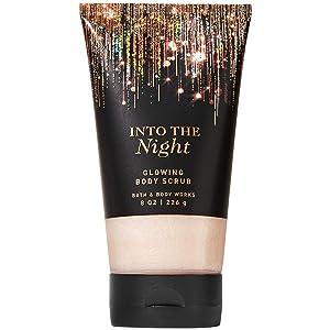 INTO THE NIGHT Glowing Body Scrub 8 oz. / 226g