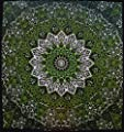 Popular Psychedelic Mandala Hippie Tapestry Indian Wall Hanging Bedspread