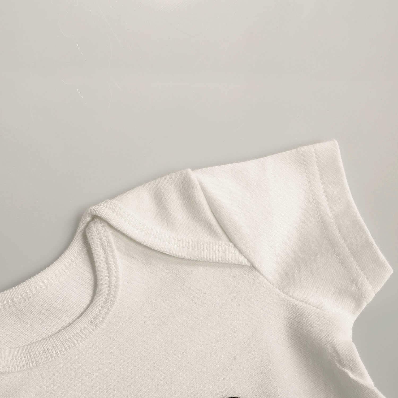 PoPBelle Football Dad Newborn,Baby Onesies,Baby Onesie} Romper Mesh One-Piece Cotton Short Sleeve