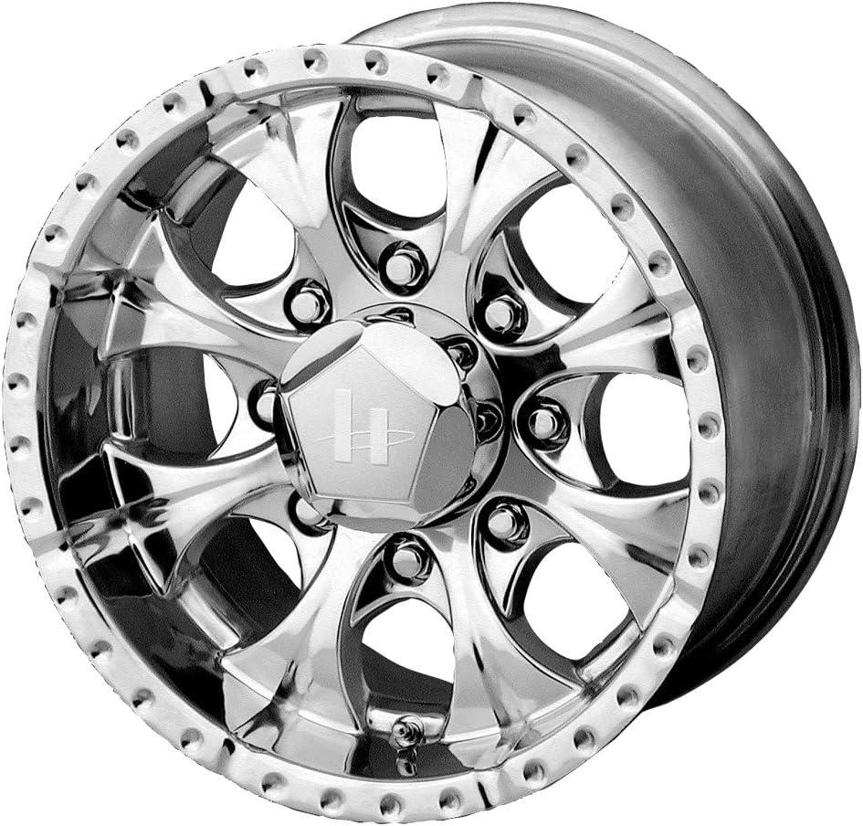 17x8//8x6.5 Helo HE791 Chrome Wheel