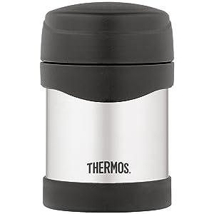 Thermos 2330TRI6 Vacuum Insulated Food Jar, 10 oz