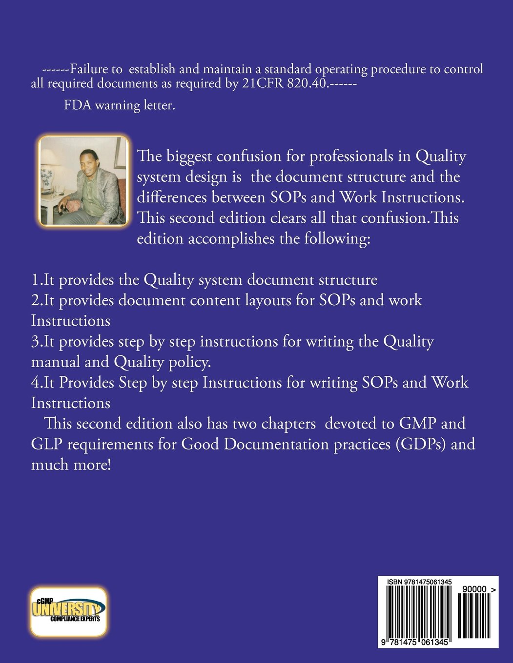 How To Write Standard Operating Procedures And Work Instructions2nd  Edition: A Handbook For Quality Managers And Quality Engineers