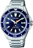 Citizen Eco-Drive Promaster Stainless Steel Mens Watch BN0191-80L
