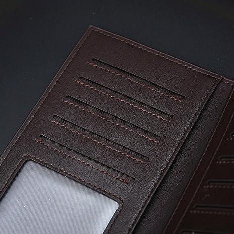 ZODOF Mágica Efectivo Identificación Tarjetas Delgada con Broche para Slim Soporte Mini Cartera Monedero: Amazon.es: Ropa y accesorios