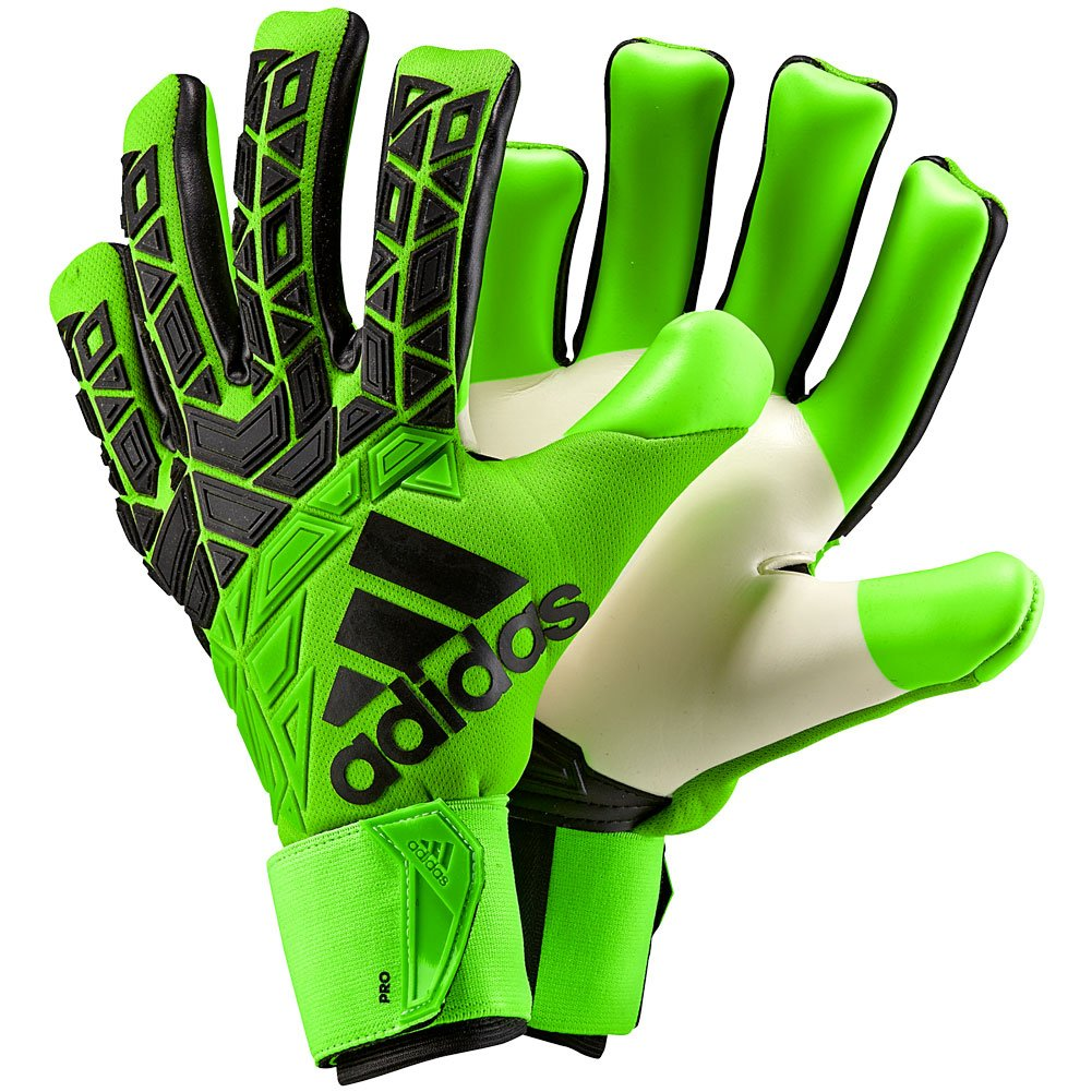 info for 37a5e 7757d Adidas Ace Trans Pro Goalkeeper Gloves Green/Black 8 ...