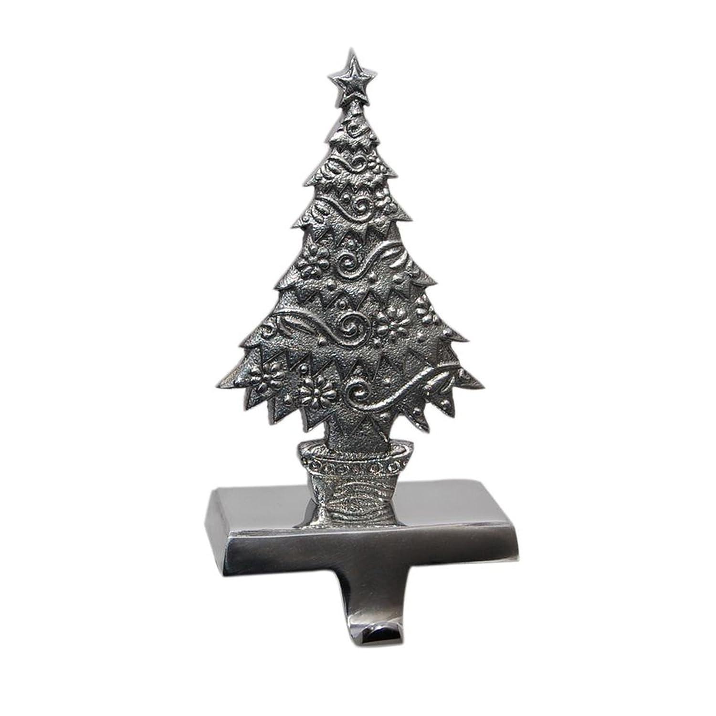 Arbre de Nol en aluminium vintage aluminum tree