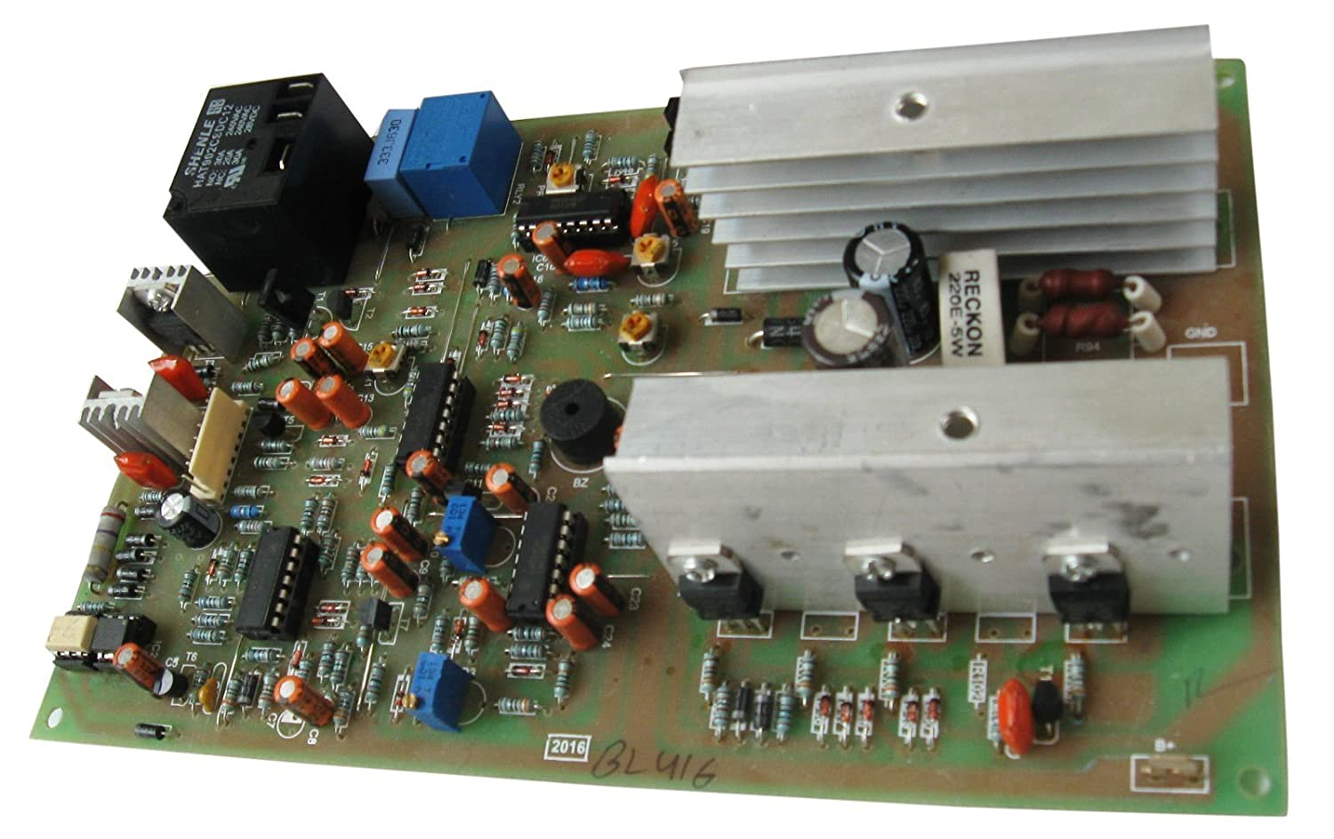 Buy Rashri 500 Watt Inverter Card Board Pcb Circuit With Electronic Components Inside A Computer Stock Photo Motherboard Online At Low Prices In India Reviews Ratings