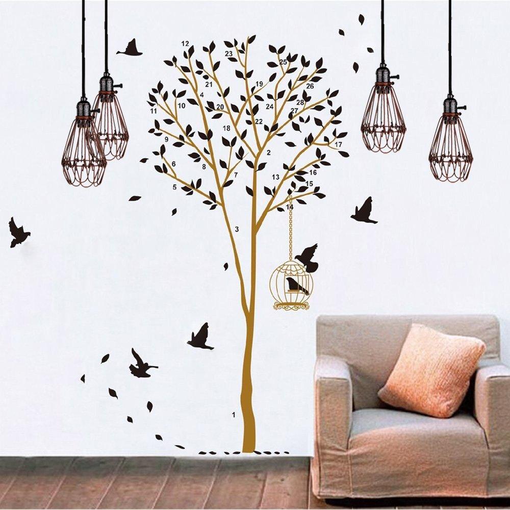 Lámpara de techo Lixada