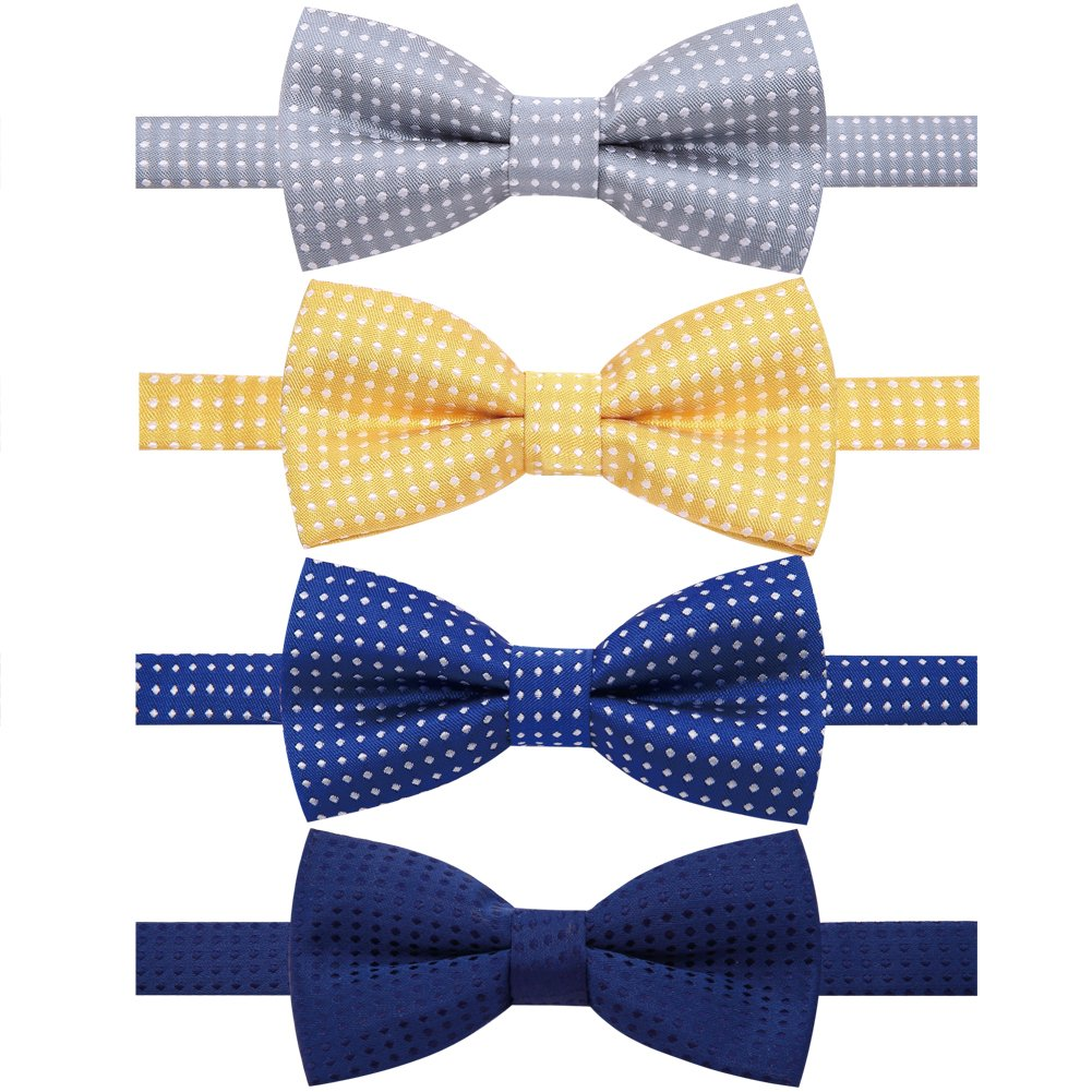 Apparel Accessories Confident 2019 New Spot Childrens Bow Tie Cotton Cotton Small Plaid Children Show Photo Shirt With Baby Bow Tie Flower Boy's Accessories