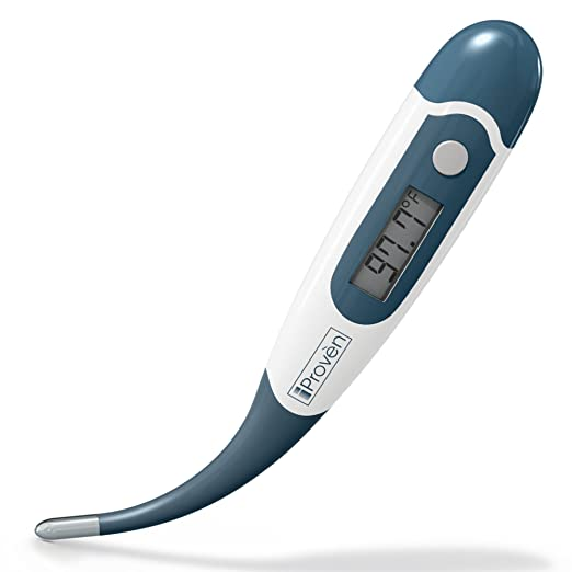Baby armpit thermometer