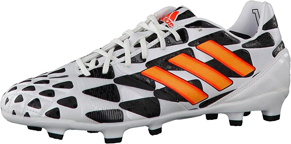 A rayas Poder trimestre  adidas Mens Nitrocharge 2.0 World Cup 2014 Firm Ground Football Boots Shoes  White: Amazon.co.uk: Clothing