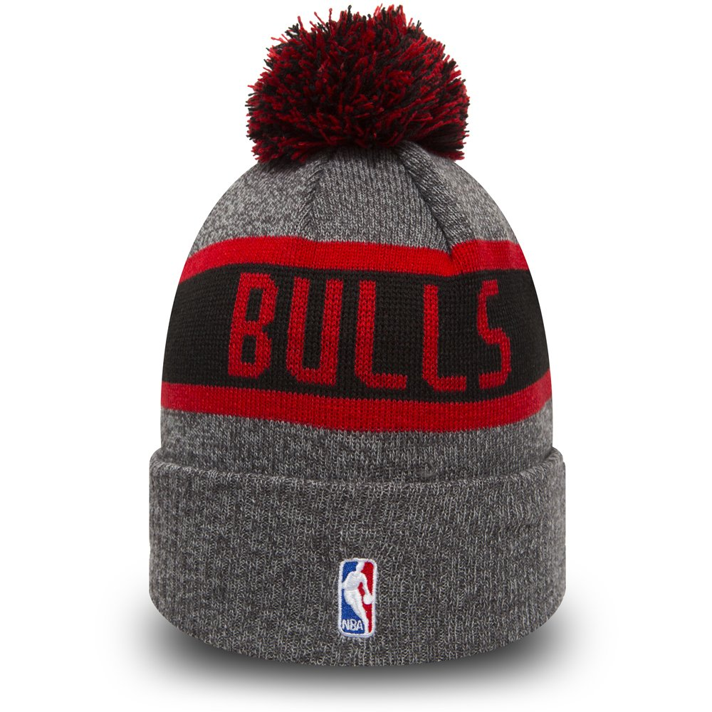 NewEra NBA Marl Maglia Bobble Beanie ~ Chicago Bulls  Amazon.it   Abbigliamento edff41d4ace8