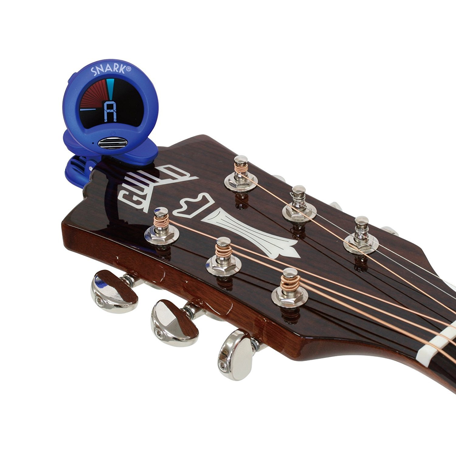 snark sn 5 tuner for guitar bass and violin black