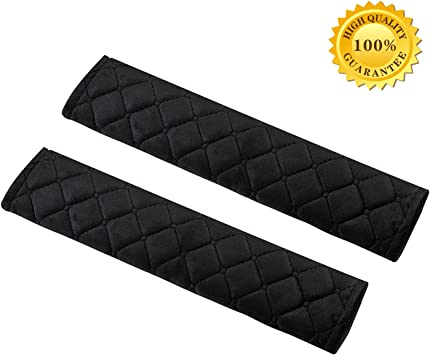 Car Seat Belt Pad Cover Harness Safety Shoulder Strap BackPack Cushion Protector