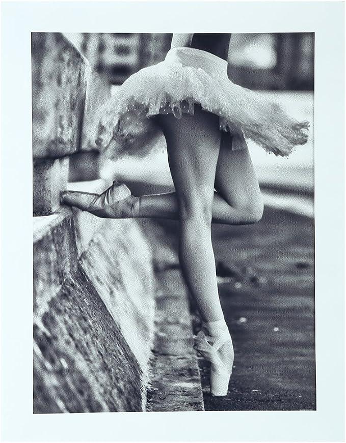 fotografía de bailarina poster
