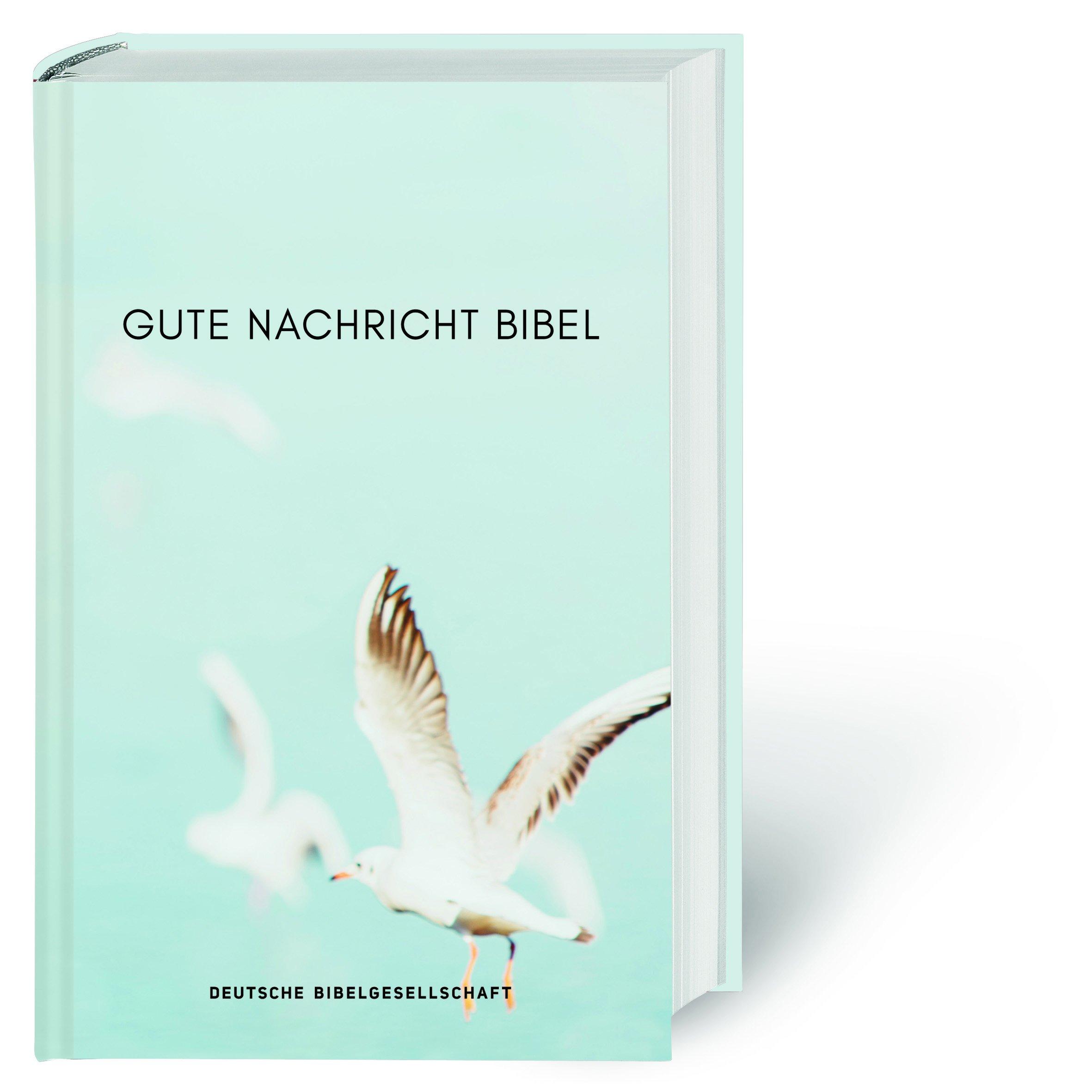 Gute Nachricht Bibel: Ohne die Spätschriften des Alten Testaments. Sonderausgabe Motiv Möwe