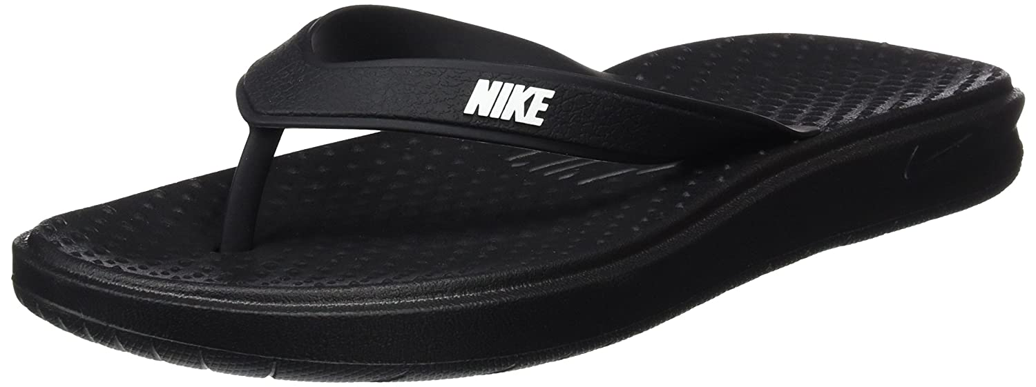 e989b576bb672 Nike Men s SOLAY Flip Flops Thong Sandals  Buy Online at Low Prices in  India - Amazon.in