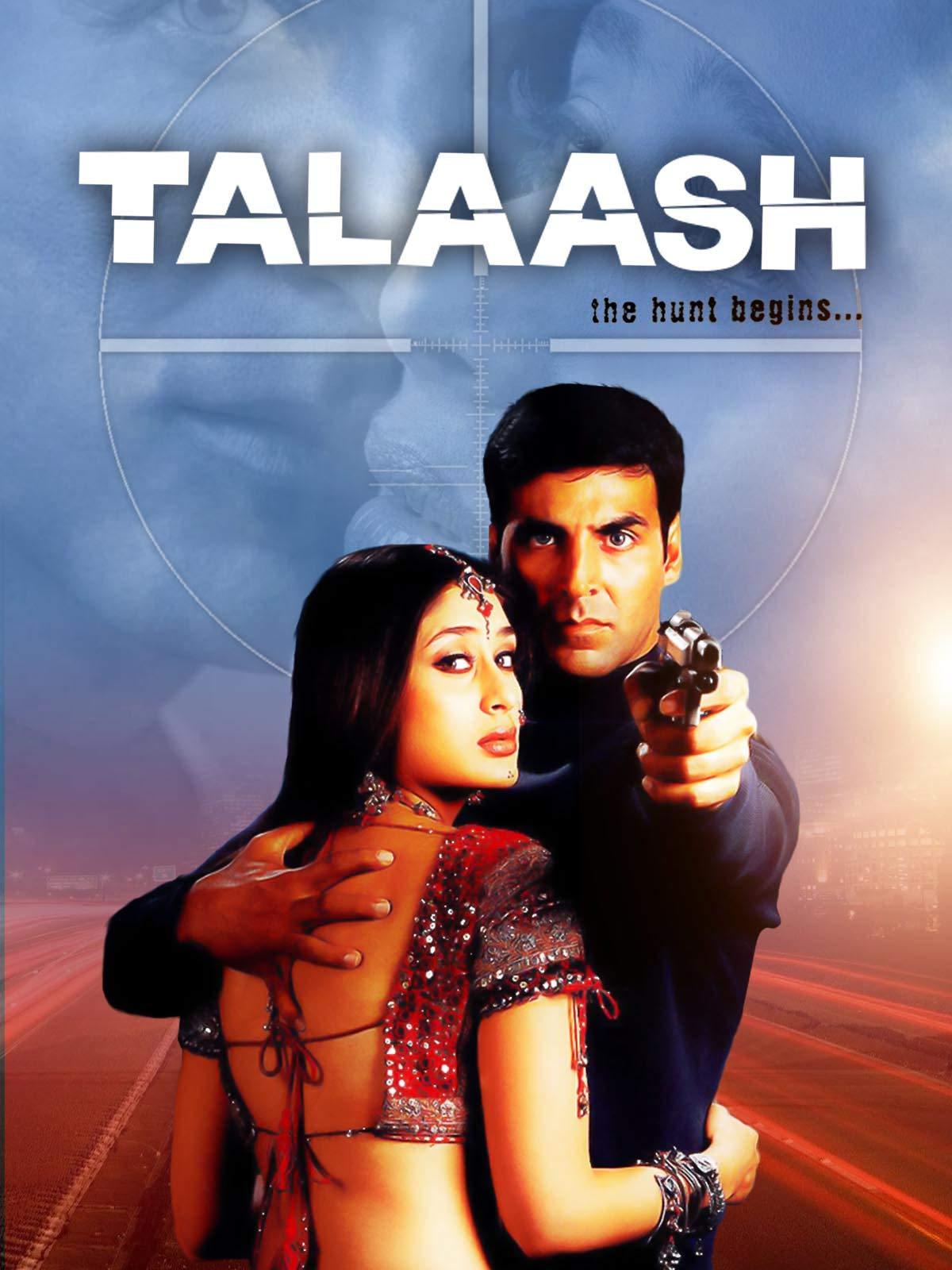 Talaash - The Hunt Begins