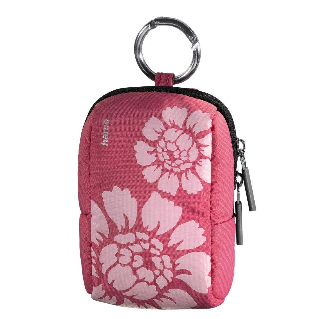 Hama 00126642 Caja compacta Rosa estuche para cámara ...