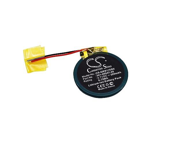 Amazon.com: 200mAh X-Longer Smartwatch Battery for Garmin ...
